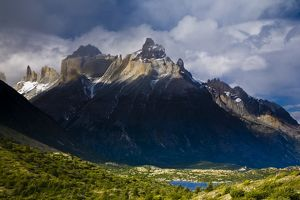 Chile, Southern Patagonia, Torres Del Paine National Park