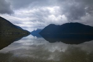 New Zealand, Southland, Fiordland National Park
