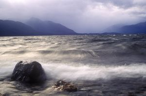 NEW ZEALAND, Southland, Lake Te Anau