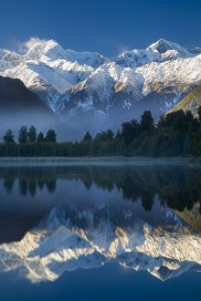 New Zealand, Westland, Westland National Park