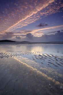 Scotland, The Isle of Harris, Lusketyre Bay