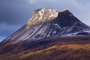 scotland scottish highlands assynt stac pollaidh